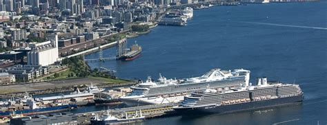 Seattle Cruise Port Car Rental by Cruise Terminals Of America