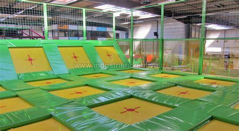 tappeti elastici rettangolari trolini elastici professionali produzione e vendita