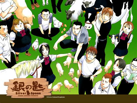 gin no saji gin no saji silver spoon images gin no saji hd wallpaper