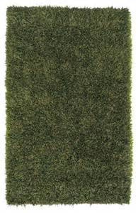Green Shag Area Rug Shag Shimmer 2 X3 Rectangle Green Area Rug Modern Rugs By Rugpal