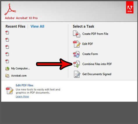 Merge Documents Into One Pdf