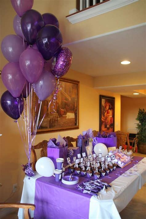 Cheerleading Birthday Party Ideas   Photo 8 of 28   Catch