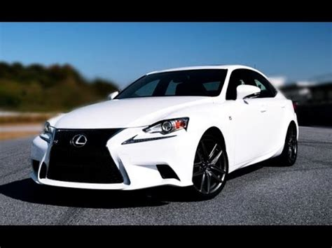 2017 lexus isf white 2017 lexus is 350 f sport test drive top speed interior