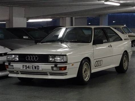 audi turbo for sale audi ur quattro 2 2 turbo rhd for sale 1988 on car and