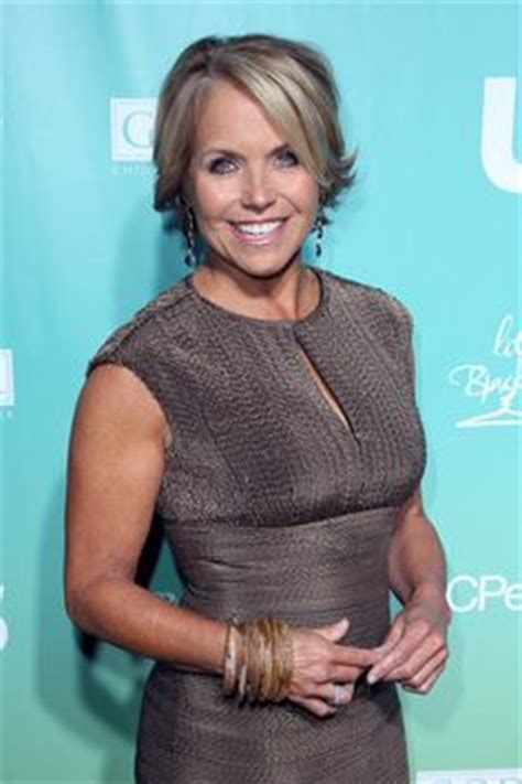 how to style katie couric hair 1000 images about katie couric on pinterest katie