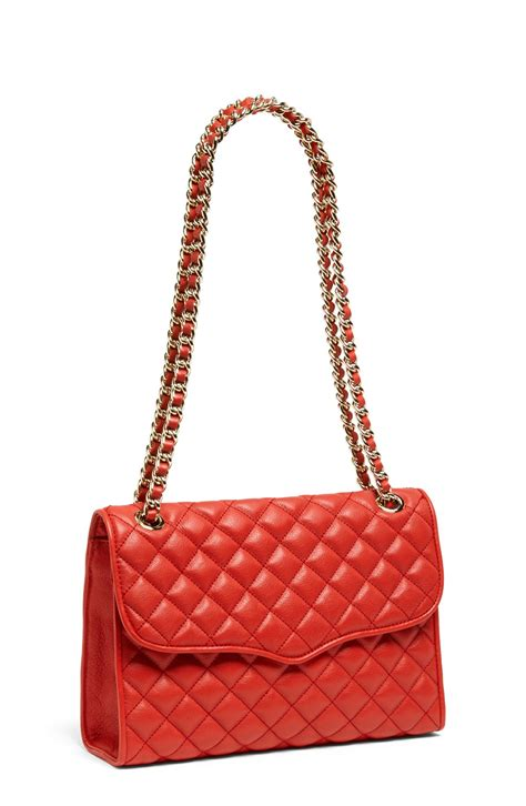 Minkoff Quilted Affair by Minkoff Affair Quilted Convertible Crossbody Bag