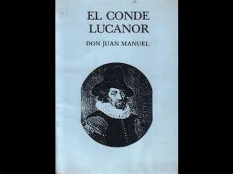el conde lucanor audiolibro de el conde lucanor ejemplo iii youtube
