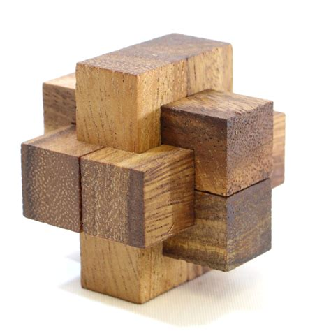 wooden puzzles 6 wooden puzzles deluxe gift box wood brain teaser puzzles