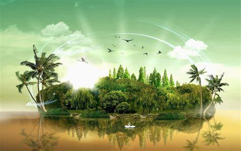 magic island widescreen wallpaper wide wallpapersnet