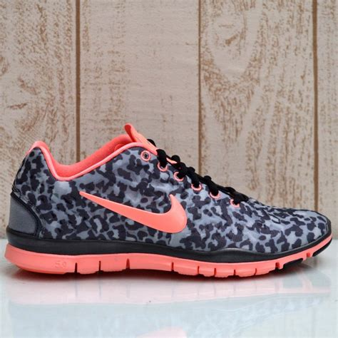 pink leopard print nike running shoes shop for pink