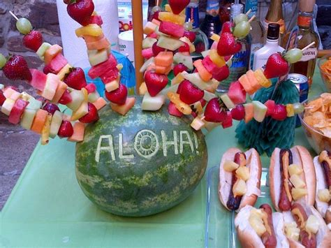 17 best ideas about hawaiian themed parties on pinterest
