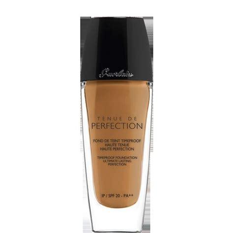 Foundation Guerlain Guerlain Tenue De Perfection Timeproof Foundation Reviews