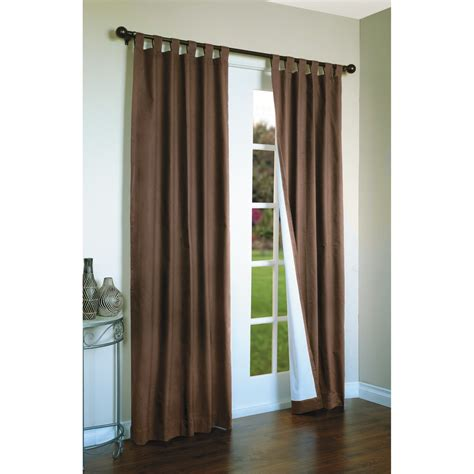 tab top drapes thermalogic weathermate curtains 80x63 quot tab top
