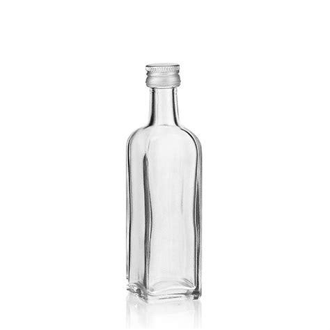 bottiglie e vasi di vetro 60ml bottiglia in vetro chiaro quot marasca quot bottiglie e vasi it