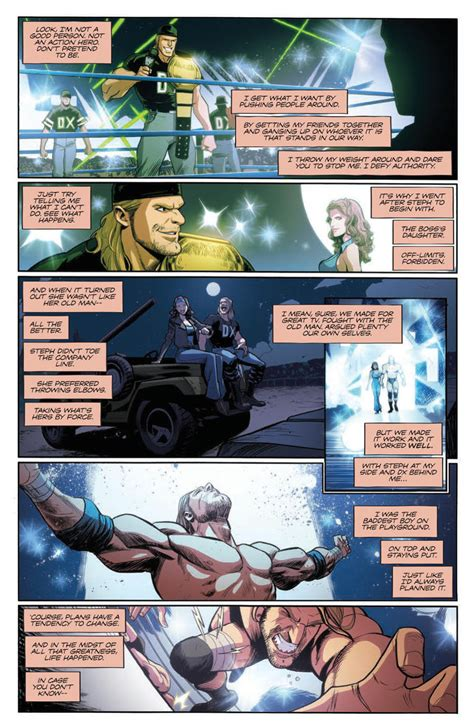 why comics from underground to everywhere books preview of quot wrestlemania 2017 special quot comic book