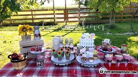 Barnyard Decorations by Barnyard Ideas Eli S Farm Birthday