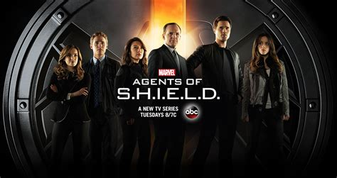 e l agents of s h i e l d renewed for a second season