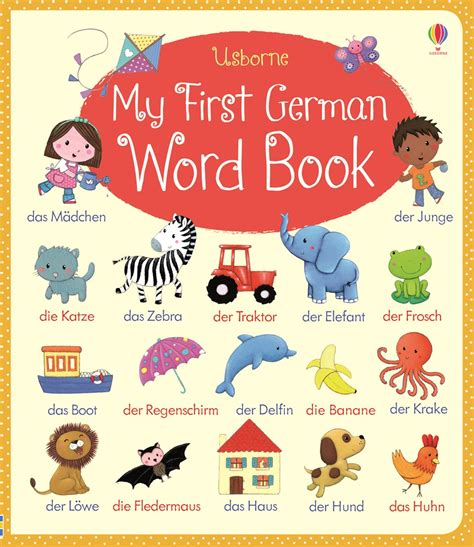 s second book german foreign policy books my german word book at usborne children s books