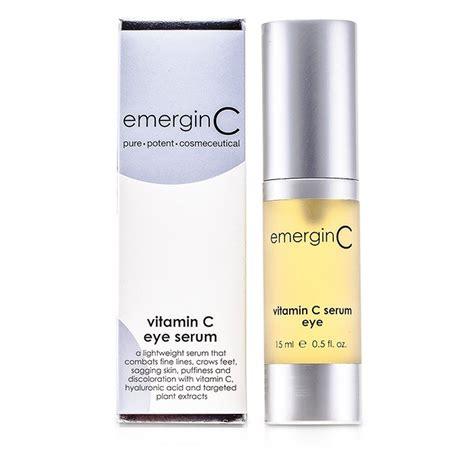 Serum Ce Vbc Victory Care emerginc vitamin c eye serum 15ml cosmetics now uk