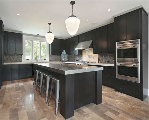 black kitchen design ideas kitchen decorating ideas black kitchen