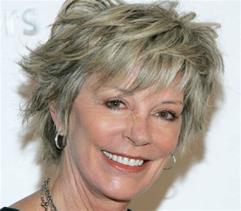 shag cut for over 60 short shaggy hairstyles for women over 50