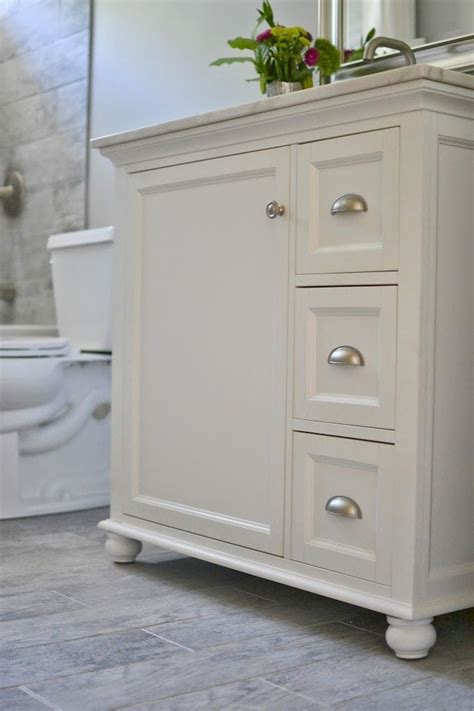 Paint Bathroom Vanity Top Testers How To Renovate A Bathroom On A Budget Inexpensive Bathroom Renovation Behr