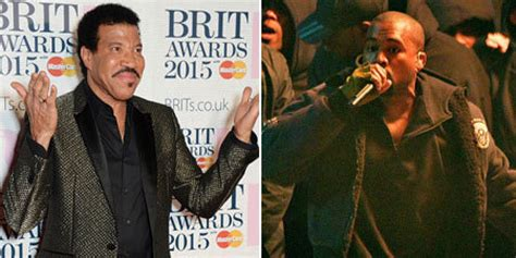 Richie Isnt by The Real Reason Why Lionel Richie Isn T Pleased With Kanye
