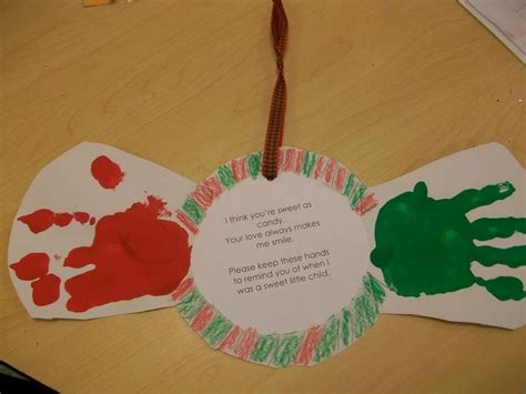 preschool christmas gifts to make 89 best my classroom ideas images on day care footprint and prints