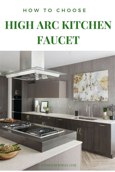 high arc kitchen faucets best high arc kitchen faucet jan 2018 buying guide
