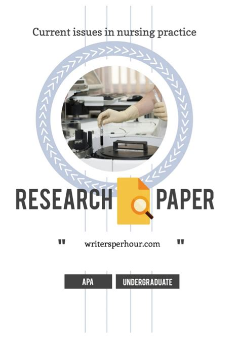 current issues for research papers nursing research paper exle