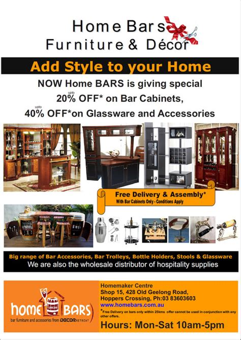 Home Bar Retailers Home Bars In Hoppers Crossing Melbourne Vic Home Decor