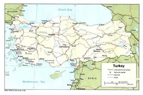 printable turkey map turkey maps printable maps of turkey for download