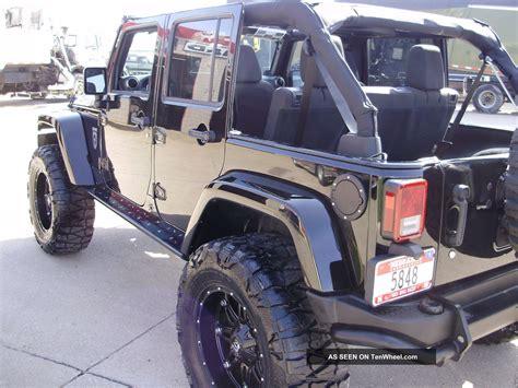 2013 Jeep Wrangler 4 Door 2013 Jeep Wrangler Unlimited Sport Utility 4 Door 3 6l
