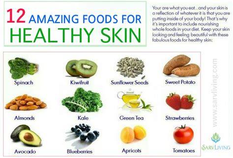 9 Best Foods For Your Skin by How To Get A Radiant Glow Skin Research On The Best Foods