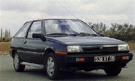 mitsubishi colt 1985 mitsubishi colt vehicle summary motorbase