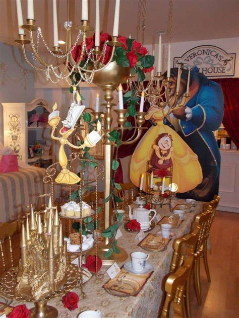 beauty and the beast table decorations 402 best images about kp princess belle on pinterest