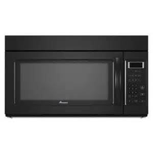 home depot microwave amana 1 7 cu ft the range microwave in black