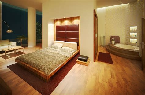 Master Bedroom With Bathroom by Open Bathroom Concept For Master Bedrooms