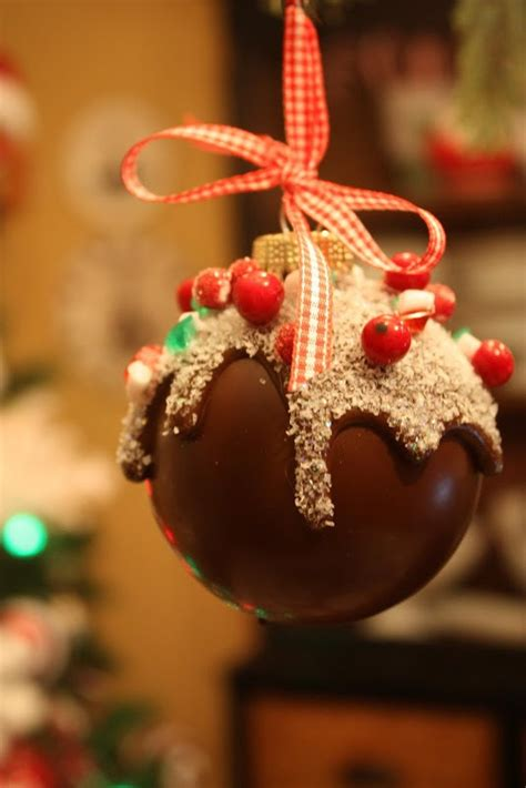 25 ideas to make candy christmas ornaments magment