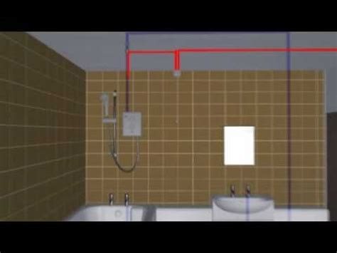 electric showers quotelectrical requirements for electric