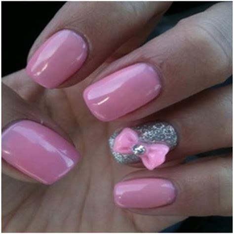 easy nail art bow 9 best 3d nail art designs with pictures styles at life