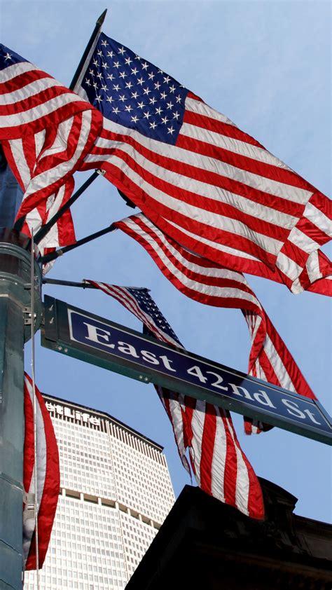 wallpaper flag day usa event street holidays
