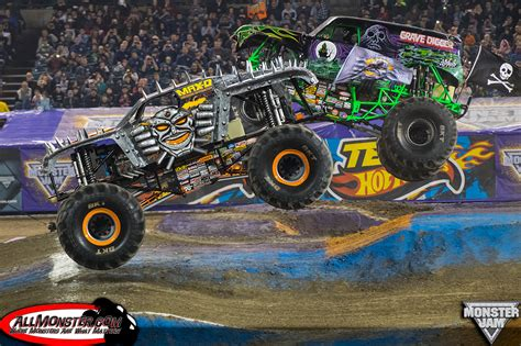 pictures of monster jam trucks anaheim california monster jam february 7 2015