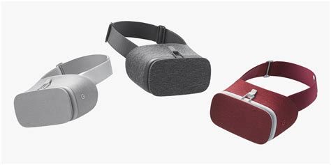 google design vr google to ship daydream view vr headset in november