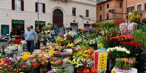 ci di fiori roma il mercato di co de fiori