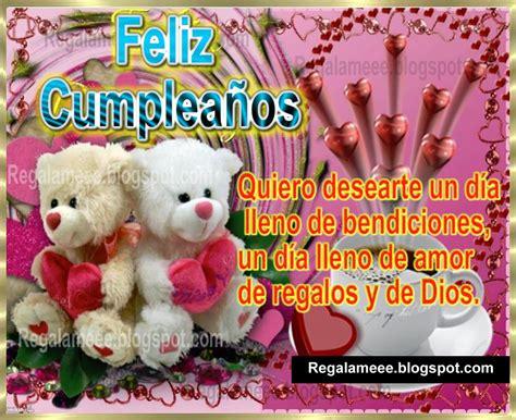 imagenes de feliz cumpleaños de amor feliz cumplea 209 os amor tarjetas postales y frases de