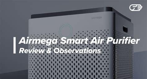airmega smart air purifier reviews    smart decision