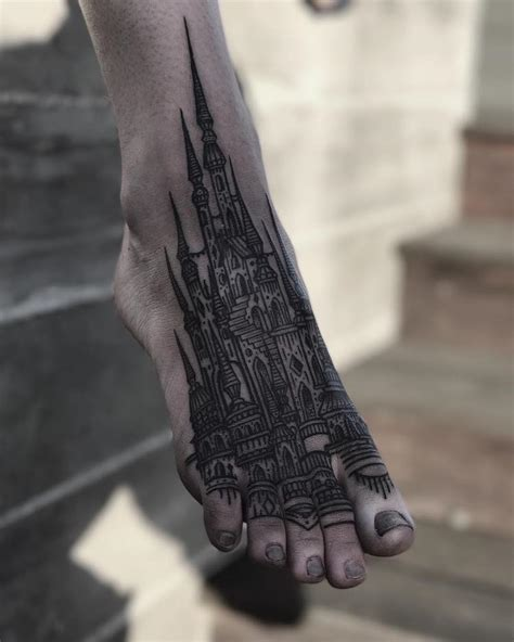 architecture tattoo 30 architecture designs to get you inspired for