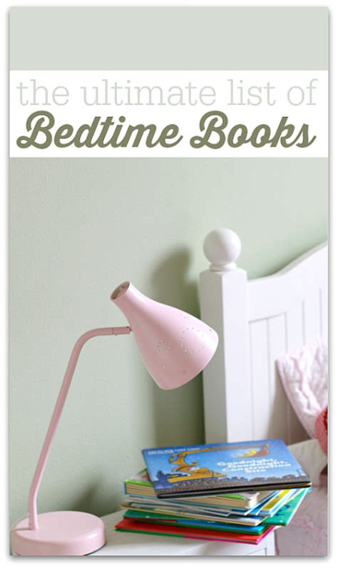 40 must read bedtime books no time for flash cards