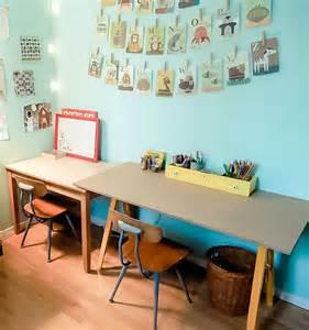 Diy Childrens Desk Desk Ideas For Rooms